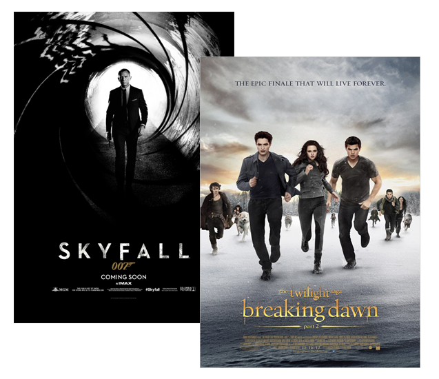 skyfall braking dawn